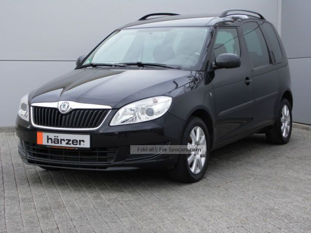 2012 skoda roomster 1 6 tdi dpf style plus edition aluminum aac car photo and specs. Black Bedroom Furniture Sets. Home Design Ideas