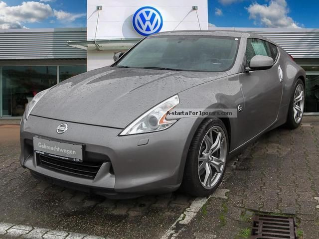 2009 nissan 370z pack 3 7 v6 xenon bose 19 39 seats car photo and specs. Black Bedroom Furniture Sets. Home Design Ideas