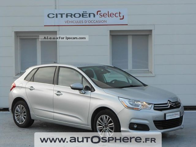 2012 Citroen  Citroën C4 1.6 HDi110 FAP Confort 5p Saloon Used vehicle photo