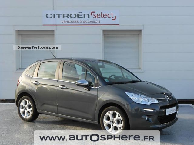 2013 Citroen  Citroën C3 1.4 HDi70 FAP Collection II Saloon Used vehicle photo