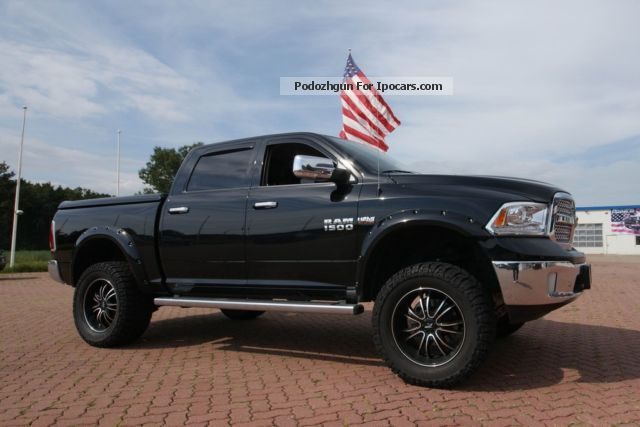 Dodge  RAM 6Zoll-OffroadFw * 325R20 \ 2012 Liquefied Petroleum Gas Cars (LPG, GPL, propane) photo