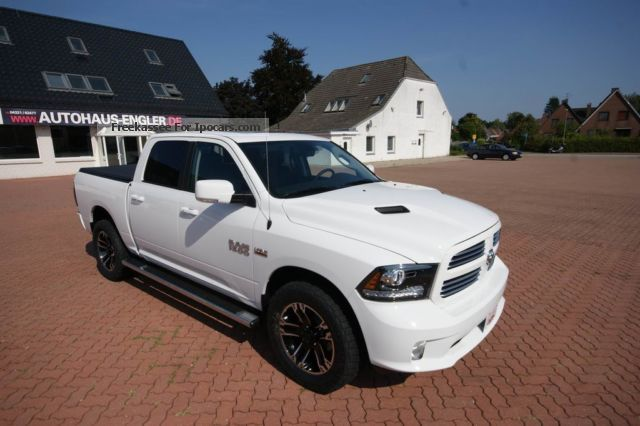 Dodge  RAM * Sports * LPG * NAVI * Deepsound * 305/55R20LM * AHK * LED 2012 Liquefied Petroleum Gas Cars (LPG, GPL, propane) photo