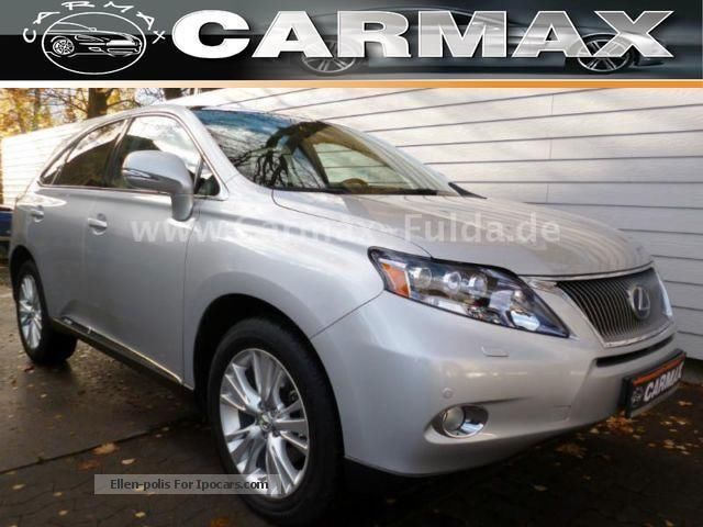 2011 Lexus  RX450h Ambience Line, PANORAMA, BiXen, seat ventilation Off-road Vehicle/Pickup Truck Used vehicle photo