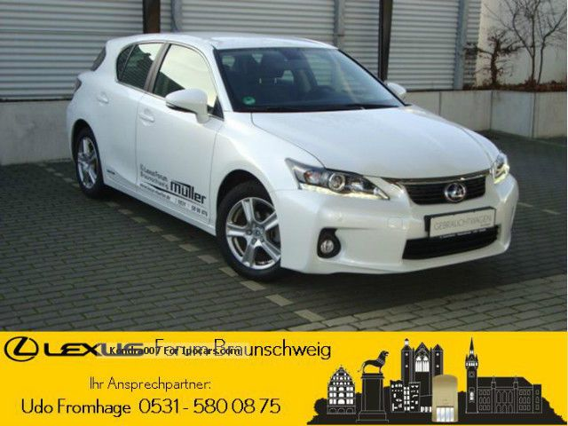 Lexus  CT 200h Executive Line 2013 Hybrid Cars photo