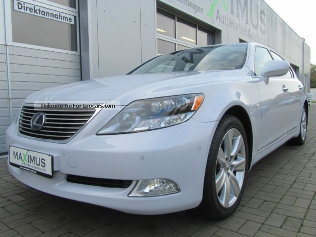 Lexus  LS 600h L AWD * FULL * AUT * NAV * XEN * PDC * SD * DVD * LM * 2012 Hybrid Cars photo