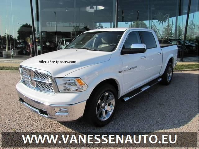 Dodge  RAM 5.7 V8 Laramie 4x4 2012 Liquefied Petroleum Gas Cars (LPG, GPL, propane) photo