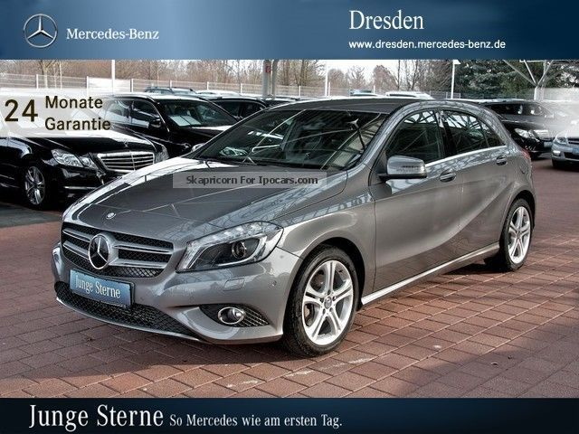 2013 mercedes benz a 180 urban leather xenon parktronic navi klima car photo and specs. Black Bedroom Furniture Sets. Home Design Ideas