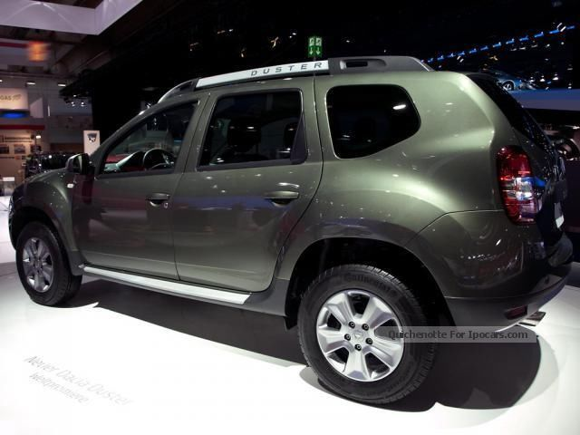2012 dacia duster facelift diesel 1 5 dci 81kw prestige. Black Bedroom Furniture Sets. Home Design Ideas