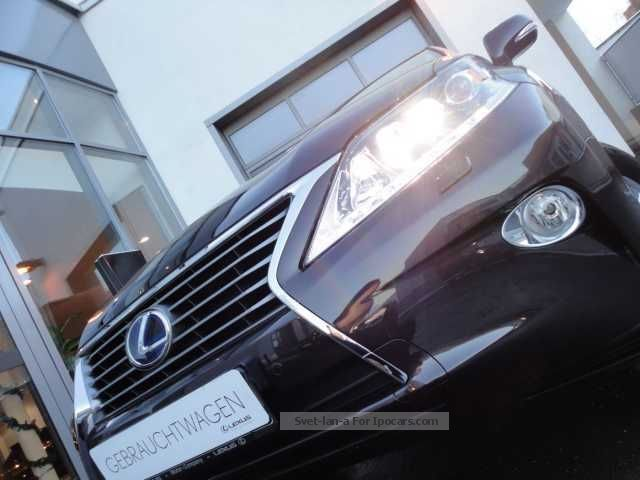 Lexus  RX 450h Executive Line-Up ** Head ** Panoramadac 2013 Hybrid Cars photo