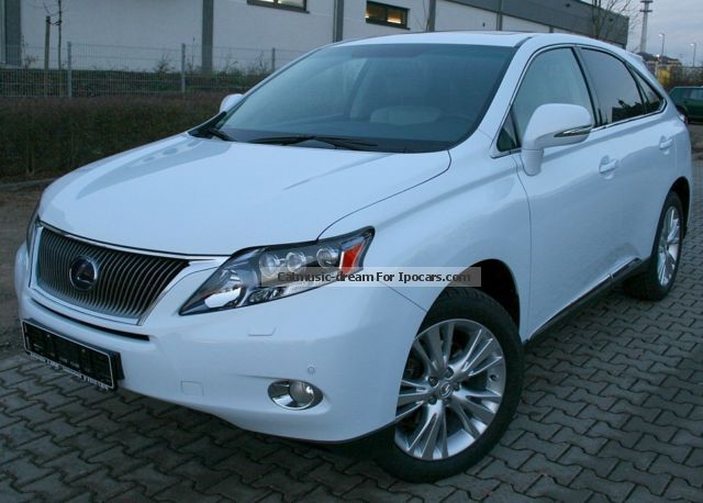 Lexus  RX 450h (hybrid) * FULL IMPRESSION-A. * UPE.84.240 * 2011 Hybrid Cars photo
