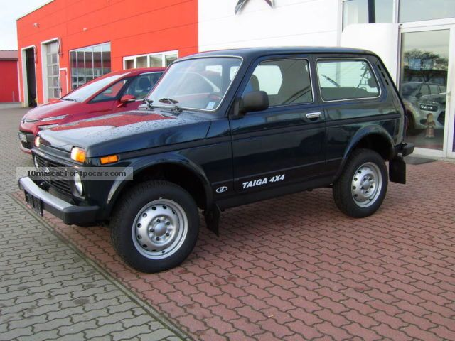 2012 lada niva 1 7 4x4 only taiga car photo and specs. Black Bedroom Furniture Sets. Home Design Ideas