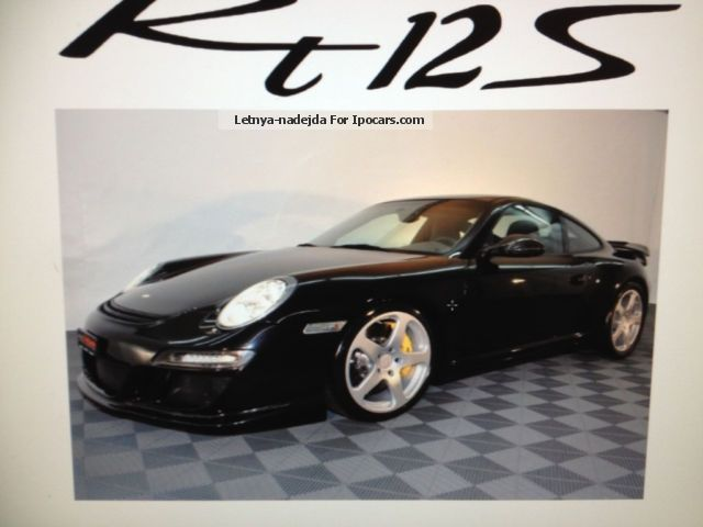2010 Ruf  RT12 S New exhibition vehicle for a special price! Sports Car/Coupe Pre-Registration(  Accident-free) photo