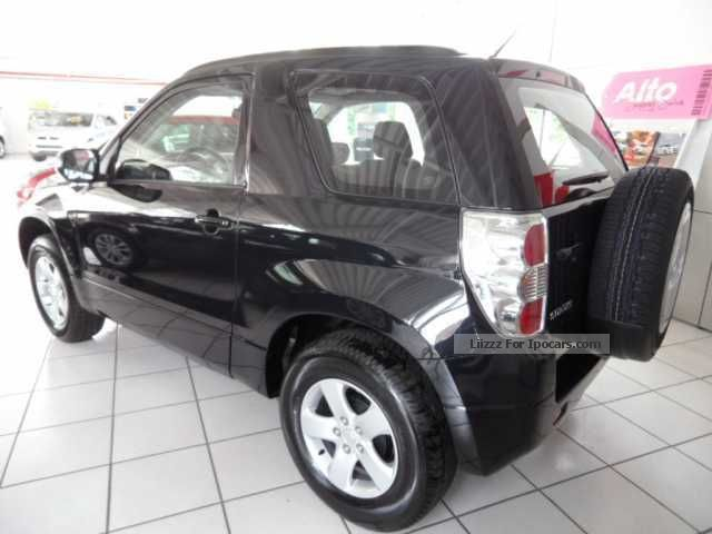 2014 suzuki grand vitara 1 6 city car photo and specs. Black Bedroom Furniture Sets. Home Design Ideas