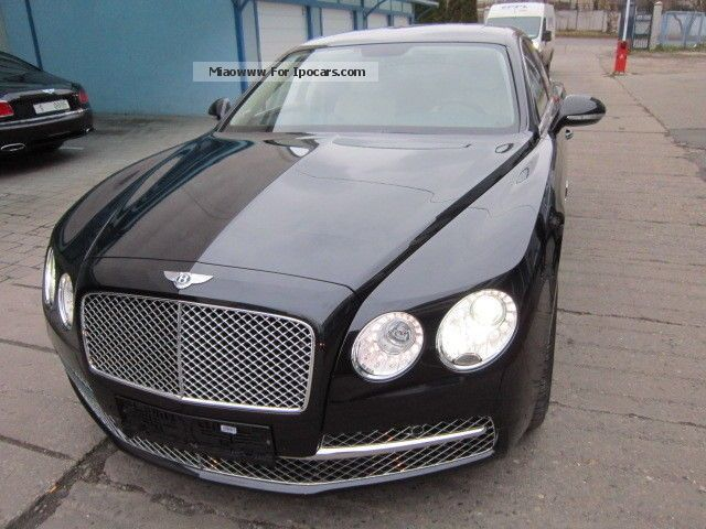 2014 bentley continental flying spur mulliner w12 - car photo and specs