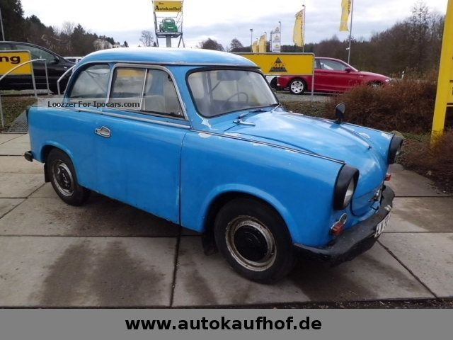 Trabant  P50, rare restoration project 1960 Vintage, Classic and Old Cars photo