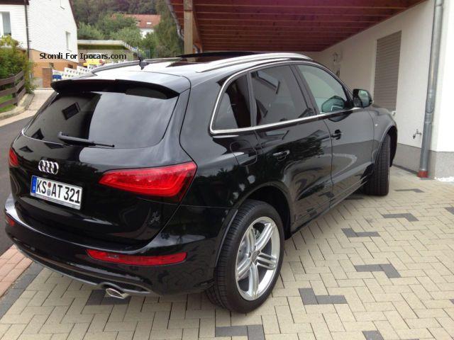 2013 Audi Q5 30 TDI quattro S tronic  Car Photo and Specs