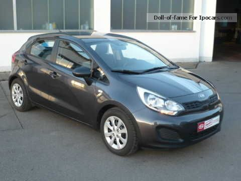 2012 Kia  1.2 LPG Rio 5-door Business Line Saloon Used vehicle photo