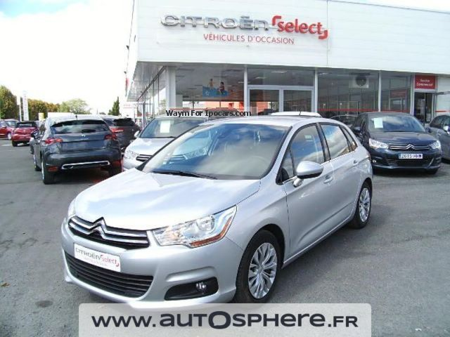 2012 Citroen  C4 1.6 e-HDi110 FAP Business 5p Saloon Used vehicle photo