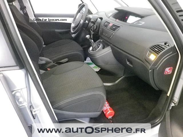 2013 citroen citro n grand c4 picasso 1 6 hdi 110 fap confort car photo and specs. Black Bedroom Furniture Sets. Home Design Ideas