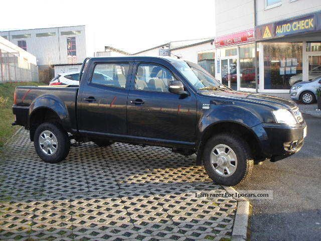 2014 Tata Xenon 2.2 VTT-wheel double cabin Off-road Vehicle/Pickup