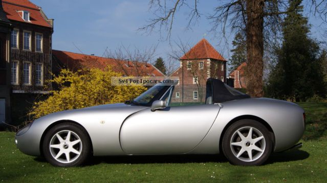 1997 TVR  Griffith Cabriolet / Roadster Used vehicle photo