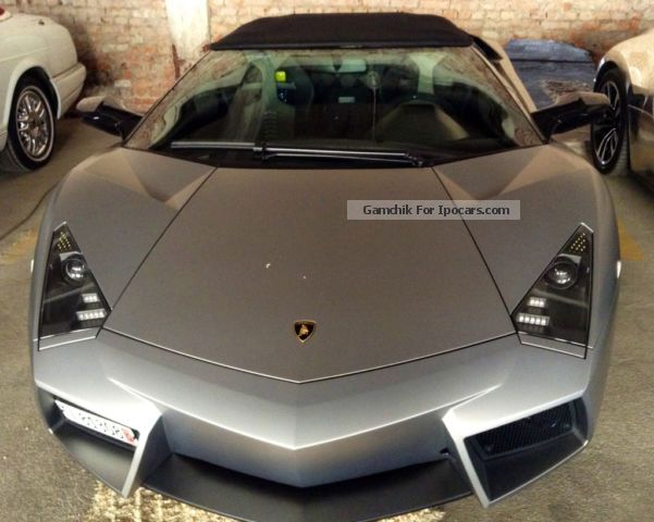 2010 Lamborghini Reventon Roadster The only one for sale  Car