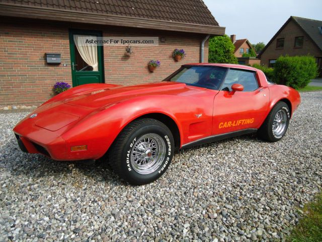 Corvette  C3, Targa, anniversary model, switch 1978 Vintage, Classic and Old Cars photo