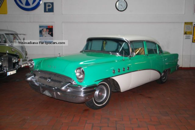 Buick  Super 50 1955 Vintage, Classic and Old Cars photo