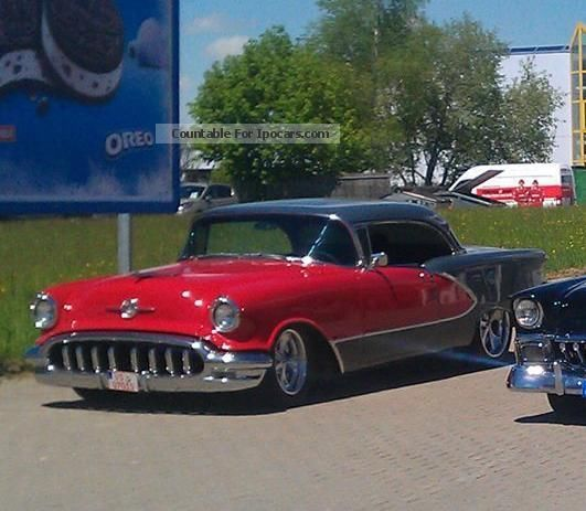 Oldsmobile  Custom Cruiser 1956 Vintage, Classic and Old Cars photo