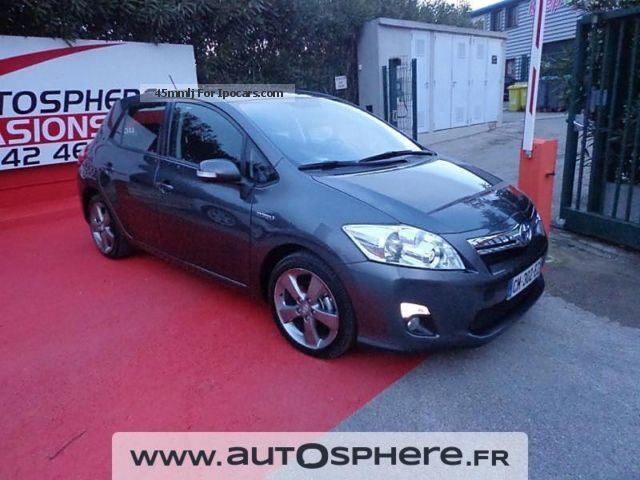 Toyota  Auris HSD 136h Dynamic 17 5p 2012 Hybrid Cars photo
