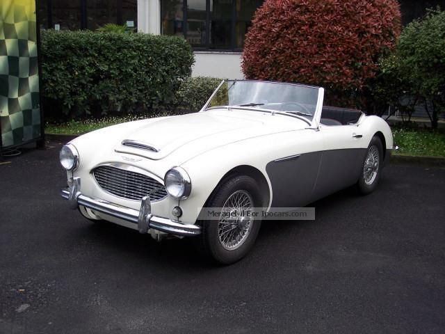 Austin Healey  3000/6 MkI 1961 Vintage, Classic and Old Cars photo