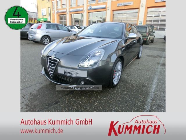 2013 Alfa Romeo  Giulietta QV 235HP Saloon Used vehicle (  Accident-free ) photo