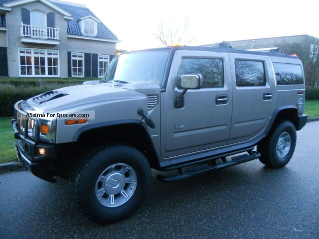 2003 Hummer  H2 from 1e Hand As New Nl vehicle registration Off-road Vehicle/Pickup Truck Used vehicle photo