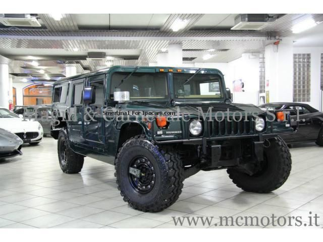 1996 Hummer  H1 WAGON 6.5L - FULL SERVICE DONE - 6 PASSENGERS Other Used vehicle photo