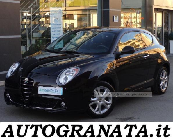 Alfa Romeo  MiTo 1.4 PROGRESSION GPL 2012 Liquefied Petroleum Gas Cars (LPG, GPL, propane) photo