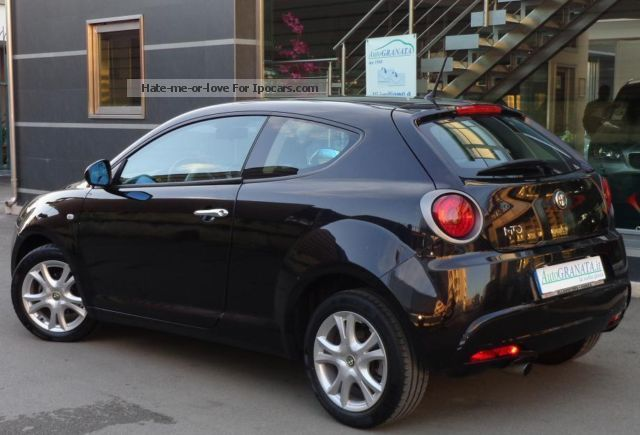2012 alfa romeo mito 1 4 progression gpl car photo and specs. Black Bedroom Furniture Sets. Home Design Ideas