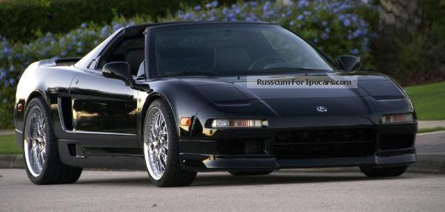 1997 Acura NSX T (U.S. price) - Car Photo and Specs