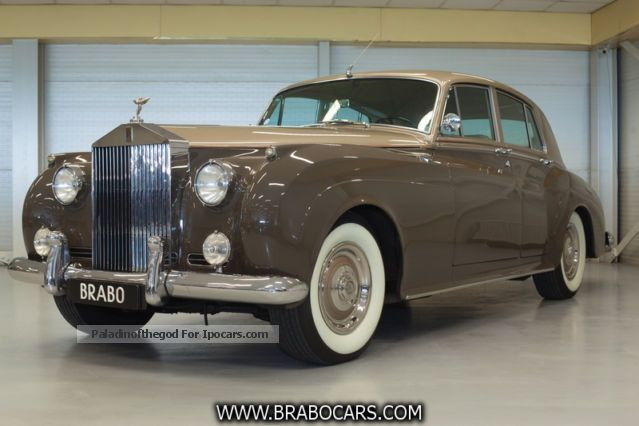 Rolls Royce  Rolls-Royce II 1960 Vintage, Classic and Old Cars photo