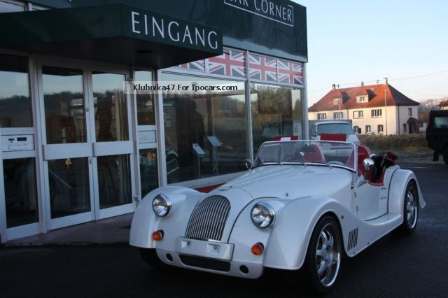 2013 Morgan Plus 8 48 Automatic Available Now Car Photo And Specs