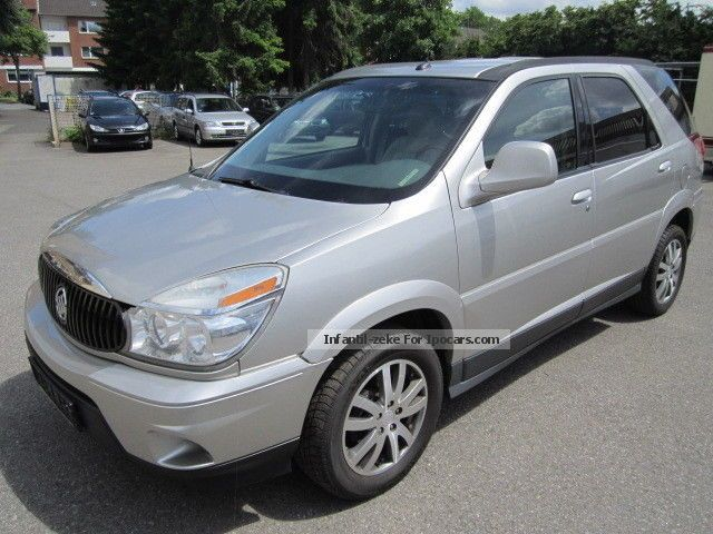 2006 Buick  Rendezvous 3.5i V6, 2WD, leather, climate, Van / Minibus Used vehicle (  Accident-free ) photo