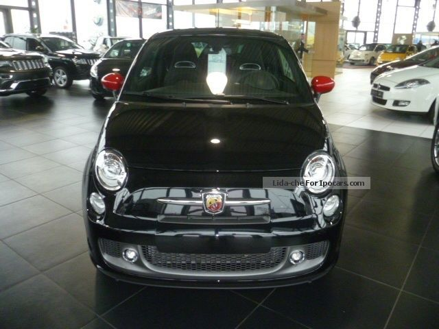 2013 Abarth  500 Series 1-595 Turismo 1.4 T-Jet 118kW Saloon Pre-Registration(  Accident-free) photo