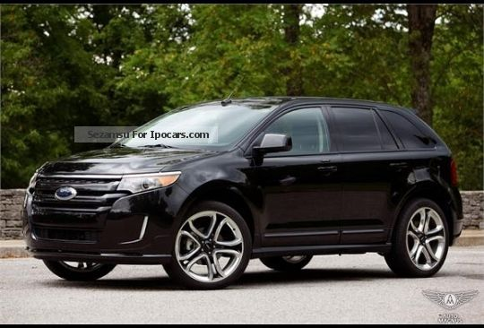 2012 Ford  2013 Edge Sport - leather, panoramic roof, 22-inch Off-road Vehicle/Pickup Truck New vehicle photo