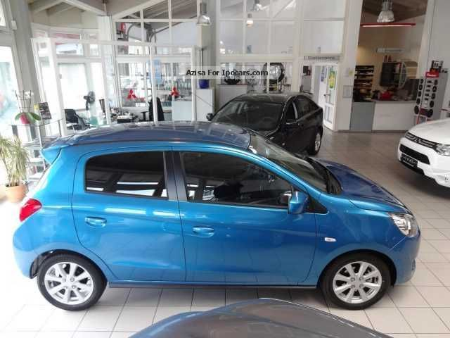 2013 Mitsubishi  Space Star 1.2 Shine Small Car Demonstration Vehicle (  Accident-free ) photo