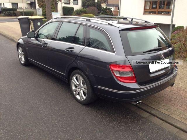 2008 mercedes benz c 230 t 7g tronic avantgarde warranty for Mercedes benz car warranty