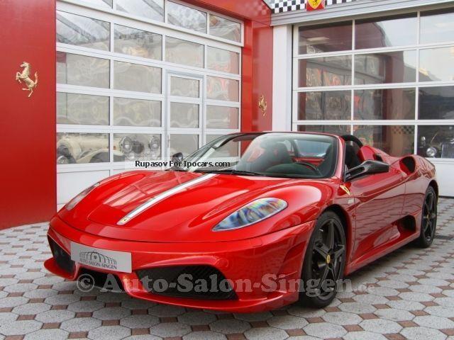2012 Ferrari F430 Scuderia Spider 16m Custom Made Car Photo And