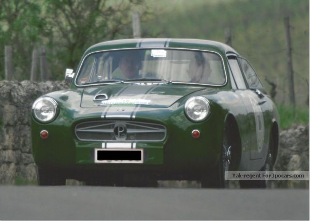 Austin Healey  Peerless GT2 LeMans Special 1959 Vintage, Classic and Old Cars photo