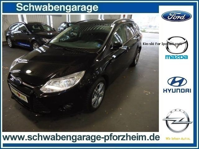 2013 Ford  Focus Turnier 1.6 TDCi DPF start-stop system Ch Estate Car Used vehicle photo