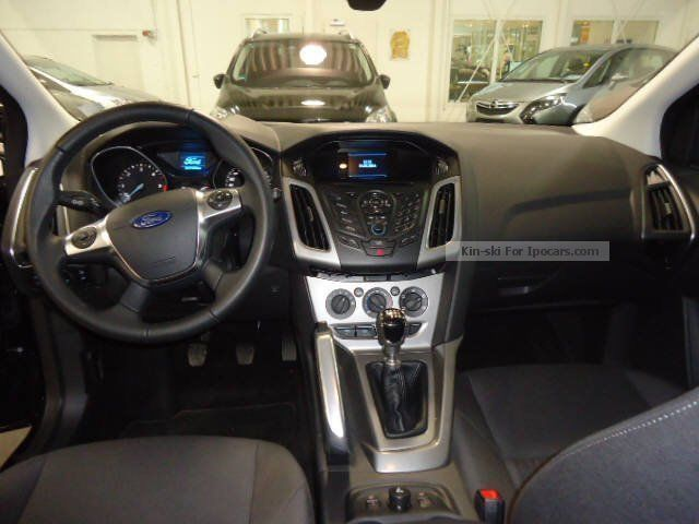 2017 Ford Focus Turnier 1 6 Tdci Dpf Start Stop System Ch Car
