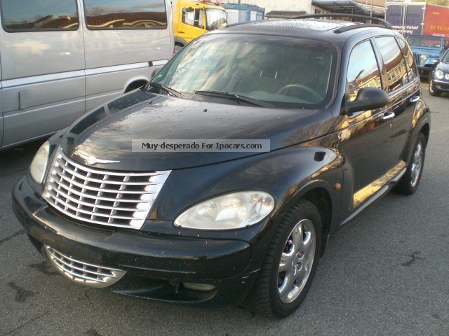 Chrysler  PT Cruiser Emotion One Nr.005/250 LPG 2002 Liquefied Petroleum Gas Cars (LPG, GPL, propane) photo