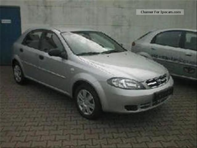 2012 Daewoo  Finance schufa free | Lacetti SE AUTO LPG GAS Saloon Used vehicle photo